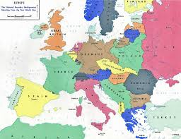 Map Of Europe And Africa world map of europe roundtripticket me