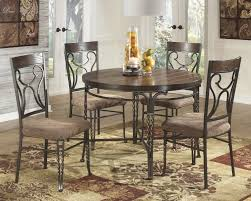 Ashley Furniture Round Dining Sets Round Dining Room Tables Best Tables