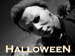 halloween michael myers in background michael myers halloween ii elrod mask mad about horror halloween