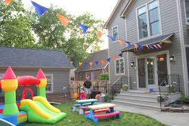 Home Party Ideas Outdoor Birthday Party Ideas For Toddlers Home Party Ideas