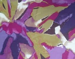 Home Decor Fabric Sale Purple Ikat Sewing U0026 Fiber Upholstery Etsy Studio