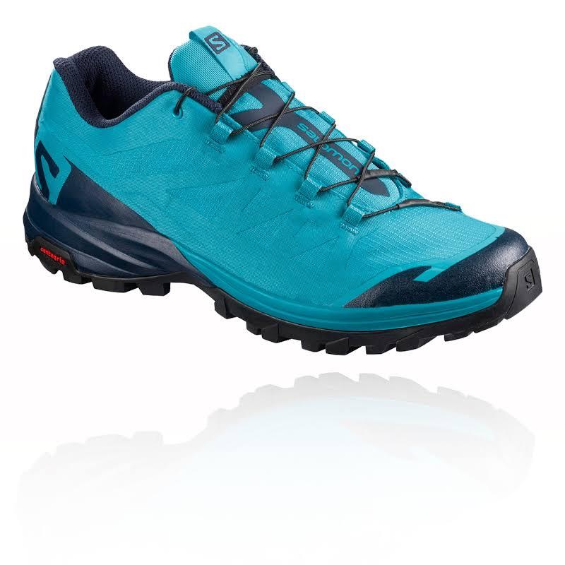 Salomon Outpath Hiking Boot Blue Bird/Evening Blue/Black 7 US Regular L40152400-7