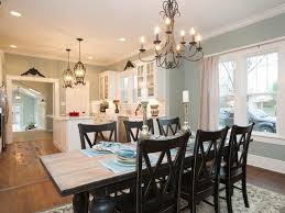 Kitchen Dining Room Designs A 1937 Craftsman Home Gets A Makeover Fixer Upper Style Joanna