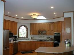 Home Design Ideas Kitchen by Kitchen Ceiling Lights Replace Outdated Fluorescent Kitchen Light