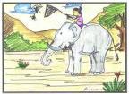 ขี่ช้างจับตั๊กแตน - GotoKnow