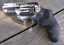 Ruger 101 hammerless .357 Revolver