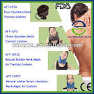 Inflatable Blow Up Cervical Neck Traction Pillow Brace Back ...