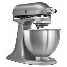 Kitchenaid Stand Mixer Sale by Kitchenaid Ksm75sl Classic Plus 4 5 Qt Silver Stand Mixer
