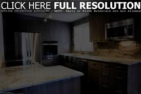 Dark Grey Cabinets Kitchen Gray Kitchen With Natural Kitchen Cabinets Amazing Home Design
