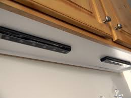 Kitchen Cabinet Under Lighting Under Cabinet Lighting Organize And Decorate Everything