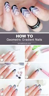 Home Design Gold App Tutorial Best 25 Gradient Nails Tutorial Ideas On Pinterest Nail