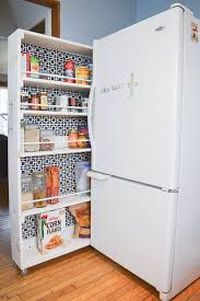 Kitchen Storage Cabinets Pantry Best 25 Small Kitchen Pantry Ideas On Pinterest Small Pantry