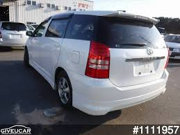toyota wish used toyota wish from japan car exporter 1111957 giveucar
