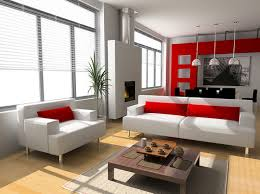 trendy white and red living room colour ideas photo of new on