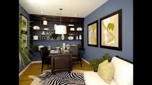 Home Colour Design by Cool Home Office Wall Color Ideas Youtube