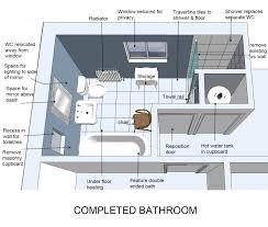 bathroom bathroom layout with 2 doors design ideas for modern