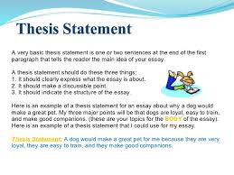 thesis writing a statement master  s  english creative writing topics for grade