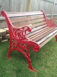 Cast Iron Patio Set Table Chairs Garden Furniture - bench iron patio furniture set wonderful cast iron outdoor bench