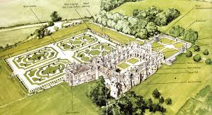 West Wing White House Floor Plan Jane Austen Film Locations Kirby Hall Northamptonshire Used As