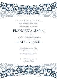 Free E Wedding Invitation Cards 8 Free Wedding Invitation Templates Excel Pdf Formats