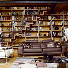interior designs delightful home library with nice finish