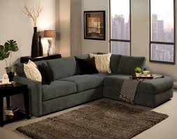 Small L Shaped Sofa Bed by Grey L Shaped Sofa Chaise Lounge Sofa Complete Beige And Black