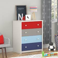 Buddy Home Furniture Amazon Com Cosco Kids Furniture Kaleidoscope 4 Drawer Dresser