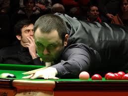 World Snooker Championship 2012 - Maguire beats Bullet Brecel