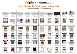 Interior Design Symbols For Floor Plans by Image Gallery 2d Floor Plan Images Transport Overhead View