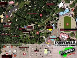 Time Change Map Rules U0026 Map Of World At War 3 Paintball Explosion