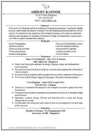 Best Executive Resume Format single page resume template free professional online one page