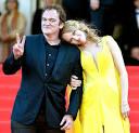 Image Quentin Tarantino and Uma Picture