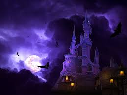 halloween background of wich the fairy tale castle fantasy wallpapers pinterest fantasy