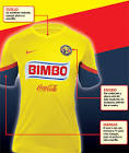 picture of Aqu el nuevo Jersey del Am rica R CORD images wallpaper