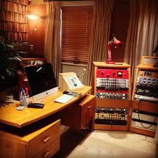 Custom Studio Desks by Custom Racks