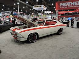 Custom Muscle Cars - top 10 classic muscle cars of sema 2015 autoguide com news