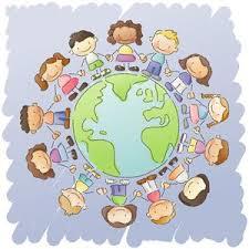 children all around the world