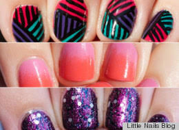 easy nail art designs step by step at home how to nail designs