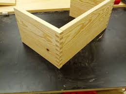 How To Make A Wooden Toy Box With Slide Top by Box Finger Joint Jig 9 Steps With Pictures