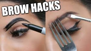 tips and tricks for the perfect eyebrows