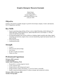 Example Job Resume by Printable Graphic Designer Introduction Letter With Best Graphic