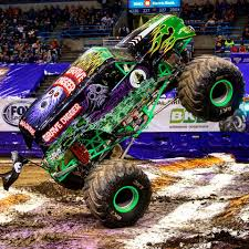 how many monster jam trucks are there grave digger home facebook