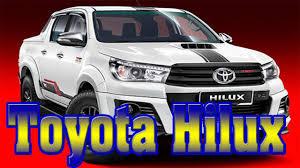 toyota cars usa 2018 toyota hilux 2018 toyota hilux usa 2018 toyota hilux concept