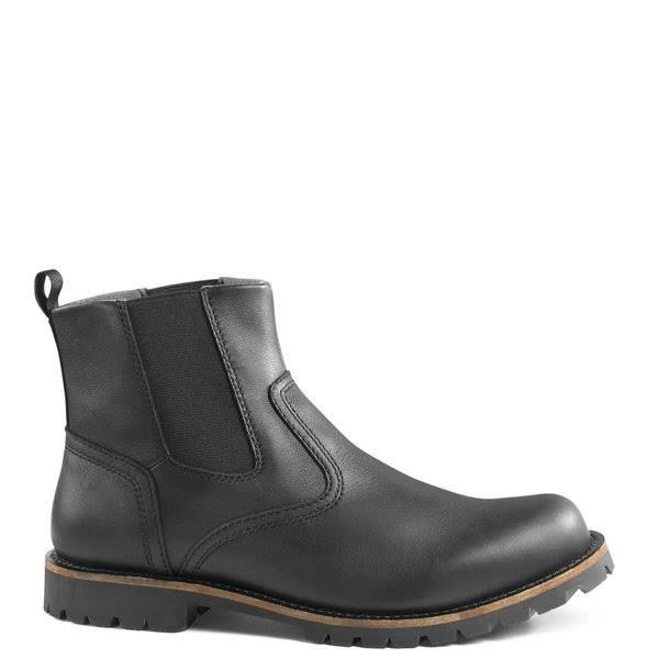 Kodiak Bruce Pull On Boot Waterproof Black Medium 9.5 US KD0A4NKSBLK-Medium-9.5