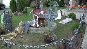 good halloween decorations little house well done halloween