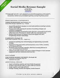 strong words for resumes social media resume sample resume genius