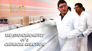 Lab Experiment     The Stoichiometry of a Chemical Reaction   YouTube Lab Experiment     The Stoichiometry of a Chemical Reaction