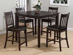 Five Piece Dining Room Sets Jofran Marin Country Merlot 5 Piece Dining Table Set U0026 Reviews
