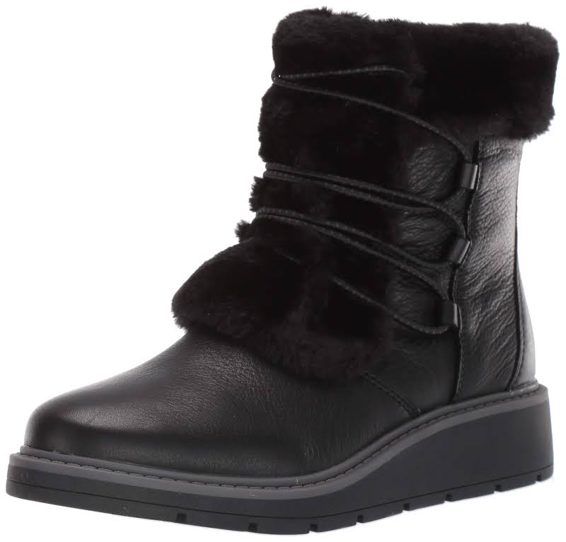 Clarks Ivery Crystal Winter Bootie, Adult,