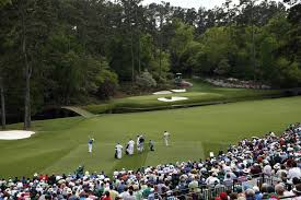 Backyard Golf Hole by Nascar Driver Kevin Harvick Has A Replica Of Augusta National 12th